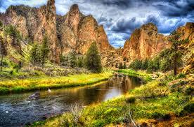 Beautiful image of Smith Rock